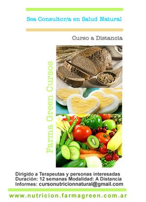 Curso Nutriciòn Natural